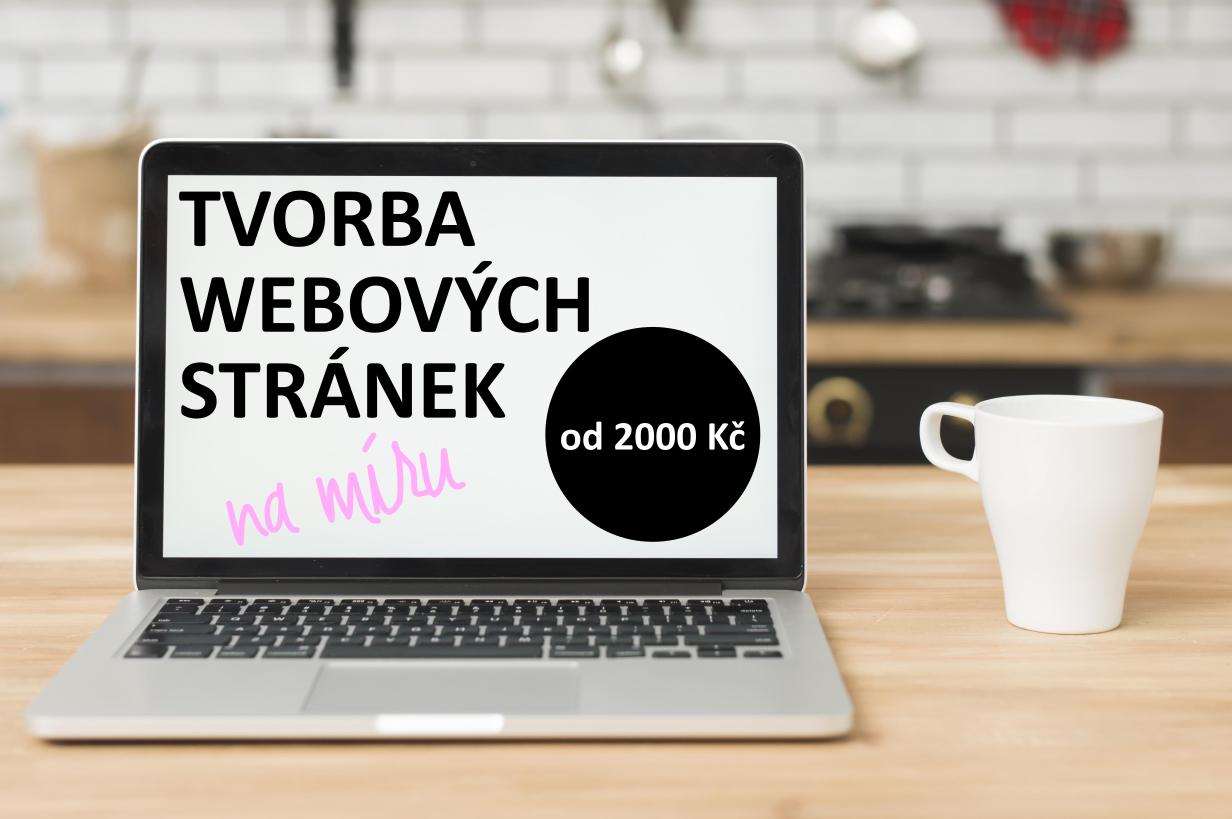 reklama webovky